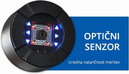 3D avtooptika - Optični senzor