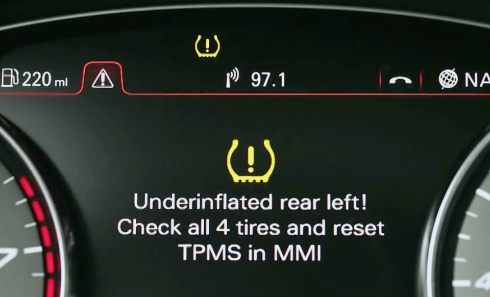 Audi-TPMS