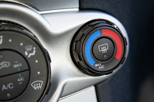 Avto klima - brezhibno delovanje